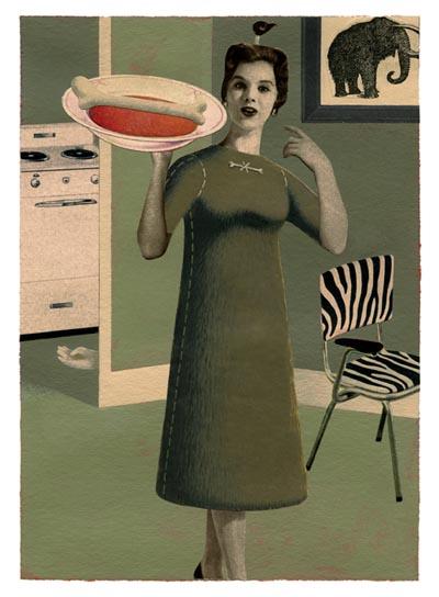 Cuisine criminel par Jean-françois Martin