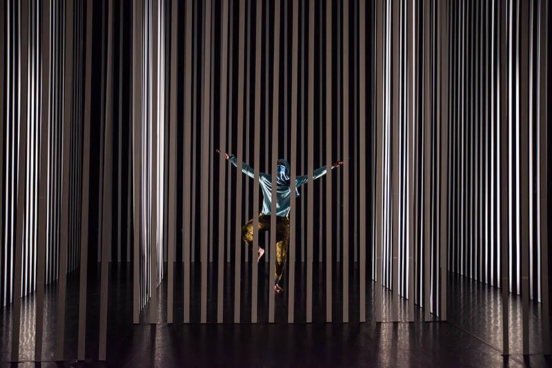 image du danseur Mani Mungaï