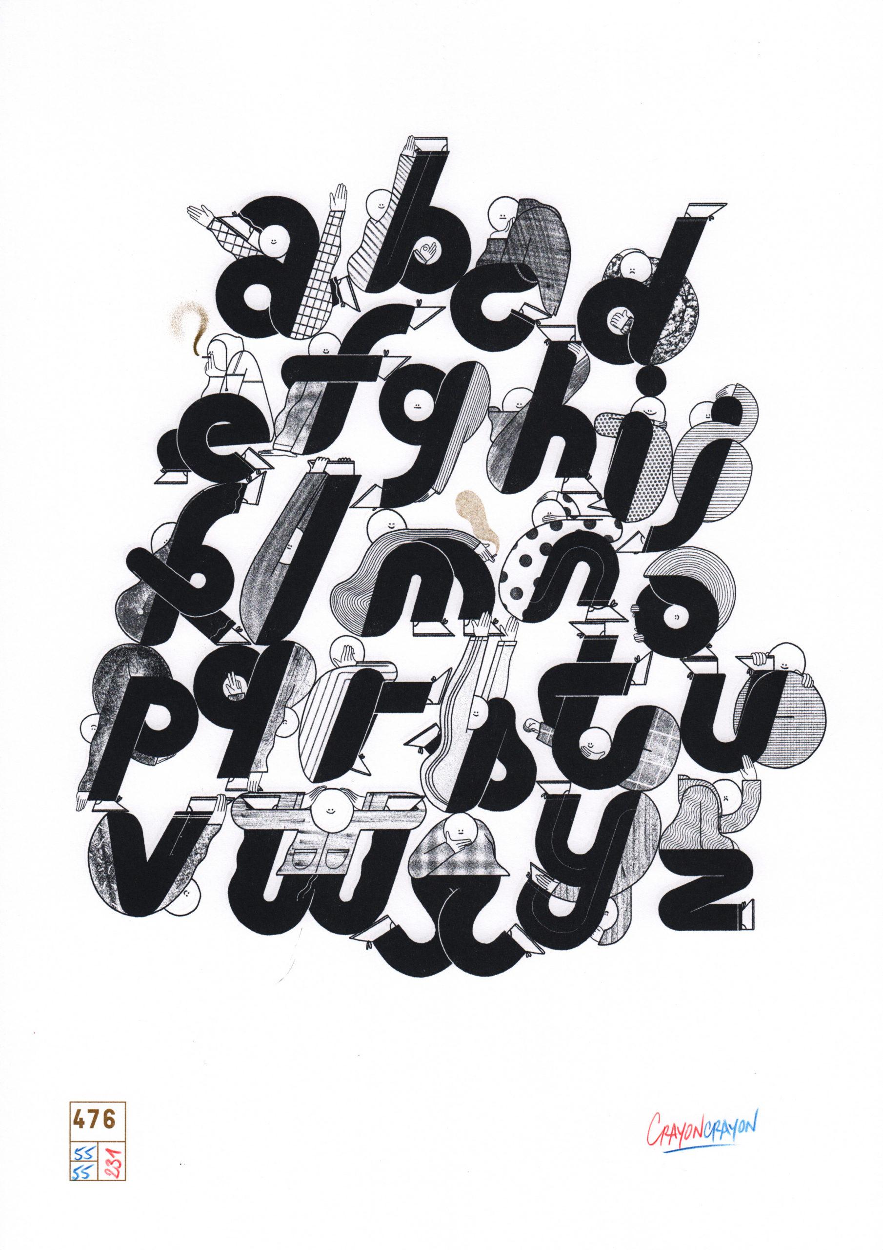Ill : Crayon Crayon © artsfactory // éditions 476